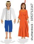 illustration vector isolated of ... | Shutterstock .eps vector #1052712167