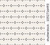 vector seamless pattern. modern ... | Shutterstock .eps vector #1052716493