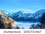 Winter Mountains Snow Peaks Fo...