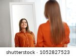 wardrobe  fashion  style and... | Shutterstock . vector #1052827523