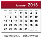Eps10 File. January 2013...