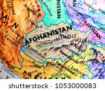afghanistan isolated focus... | Shutterstock . vector #1053000083