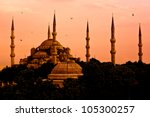 The Blue Mosque  Istanbul ...