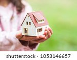 house for every child | Shutterstock . vector #1053146657