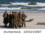 kolobrzeg  west pomeranian  ... | Shutterstock . vector #1053215087