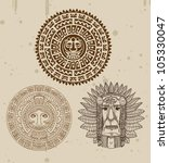 2012,american,ancient,apocalypse,archaic,art,chief,circle,culture,decoration,design,doodle,drawing,exotic,eyes