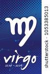 horoscope poster virgo