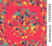 rhombus backdrop minimal... | Shutterstock .eps vector #1053503003