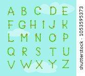 vector llustration of... | Shutterstock .eps vector #1053595373