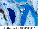 contrast agate texture with...   Shutterstock . vector #1053605357