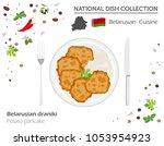 belarusian cuisine. european...