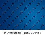 bird pattern background | Shutterstock . vector #1053964457