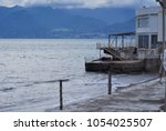 sea landscape in salerno  south ... | Shutterstock . vector #1054025507