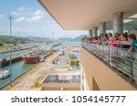 panama city  panama   march... | Shutterstock . vector #1054145777