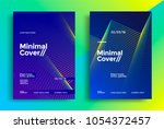 minimal covers design with...   Shutterstock .eps vector #1054372457