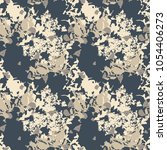 seamless fashion navy and dusty ...   Shutterstock .eps vector #1054406273