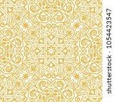 decorative tile pattern in... | Shutterstock .eps vector #1054423547