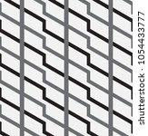 vector seamless pattern.... | Shutterstock .eps vector #1054433777