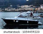 sea landscape in salerno  south ... | Shutterstock . vector #1054459223