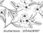 Hawaiian Pattern Seamless...