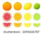 vector illustration in flat... | Shutterstock .eps vector #1054636787