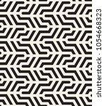 vector seamless pattern. modern ... | Shutterstock .eps vector #1054668323