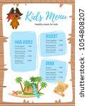 vector cartoon style design for ...   Shutterstock .eps vector #1054808207