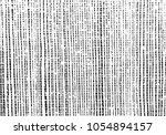 old canvas texture. monochrome... | Shutterstock .eps vector #1054894157