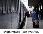 paris france mar. 22 2018... | Shutterstock . vector #1054900907