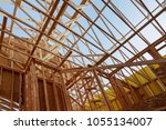 New Construction Home Framing...