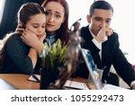 registration of guardianship of ... | Shutterstock . vector #1055292473