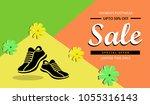 specials offer banner  specials ...   Shutterstock .eps vector #1055316143