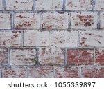 brick wall background.   Shutterstock . vector #1055339897