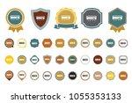 vector air cooler  icon | Shutterstock .eps vector #1055353133