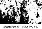 grunge texture. grunge texture... | Shutterstock .eps vector #1055497547