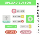 upload button icon design