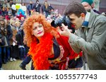 odessa  ukraine   april 1  2012 ... | Shutterstock . vector #1055577743