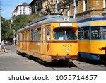 sofia  bulgaria   august 17 ... | Shutterstock . vector #1055714657