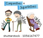 english grammar for... | Shutterstock .eps vector #1056167477