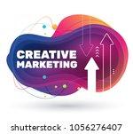 vector creative illustration of ... | Shutterstock .eps vector #1056276407
