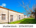 very old traditional house in...   Shutterstock . vector #1056305183