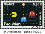 paris  france   november 11 ... | Shutterstock . vector #1056644333