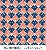 vector seamless pattern.... | Shutterstock .eps vector #1056773807