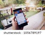 chiang mai  thailand   march 21 ...   Shutterstock . vector #1056789197