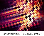 abstract background. golden and ... | Shutterstock . vector #1056881957