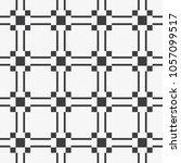vector seamless pattern.... | Shutterstock .eps vector #1057099517