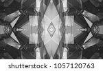 White And Black Kaleidoscope...
