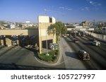 circa 1990   usa mexico border... | Shutterstock . vector #105727997