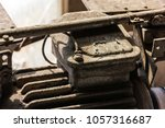 the electric motor was first... | Shutterstock . vector #1057316687