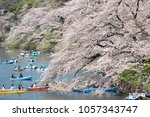 tokyo  japan   march 25th  2018 ...   Shutterstock . vector #1057343747